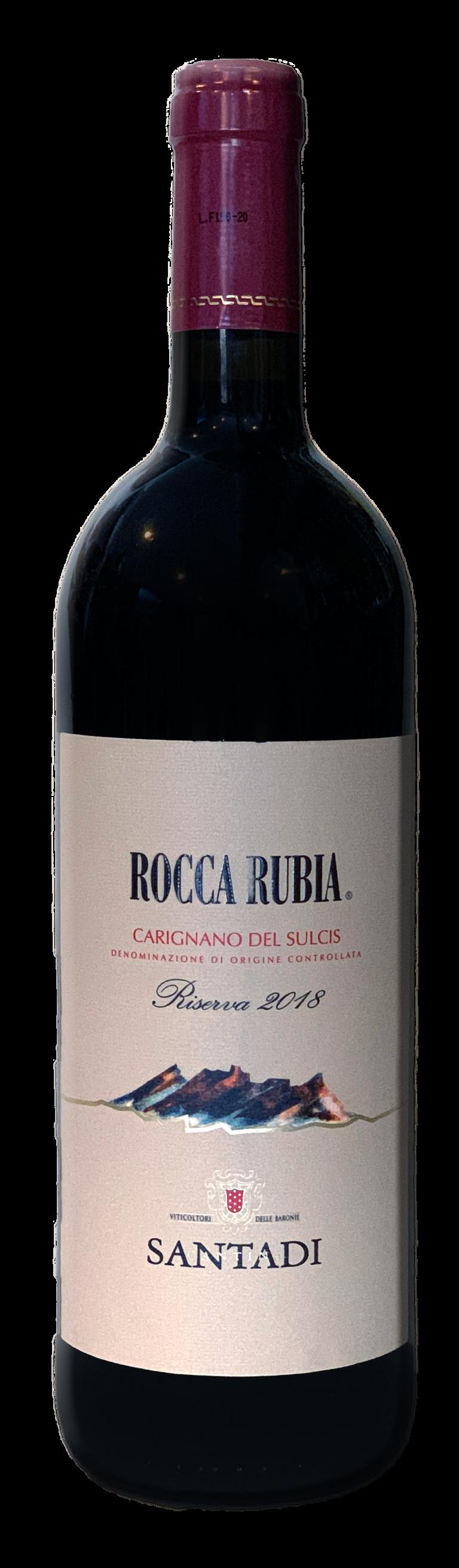 Rocca-Rubia